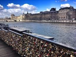 paris aşıklar köprüsü ile ilgili görsel sonucu