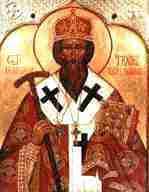 Święty Cyryl Jerozolimski