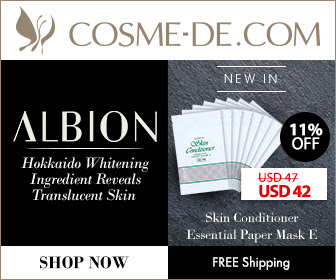 [UP TO 11% OFF]NEW IN Albion.Skin Conditioner Essential Paper Mask E.Hokkaido Whitening Ingredient Reveals Translucent Skin.[SHOP NOW]
