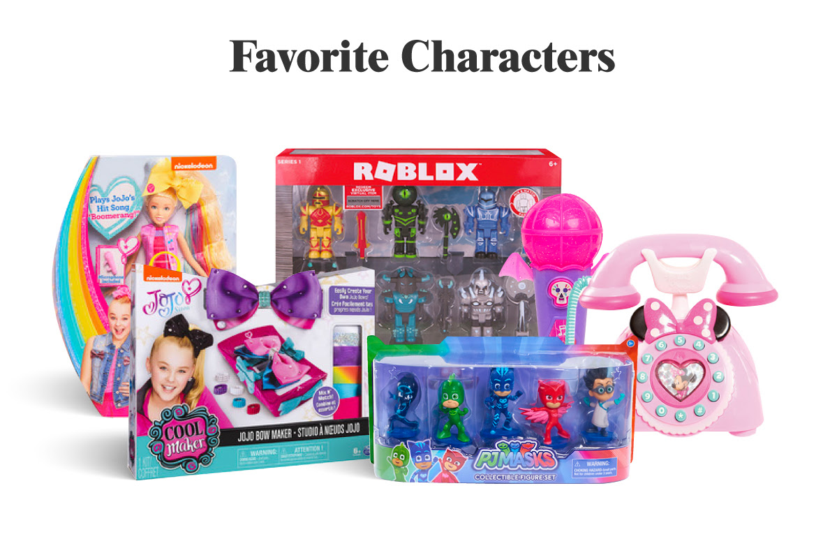 Favorite Character Toys