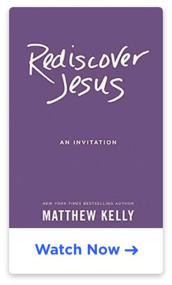 Rediscover Jesus Watch Now