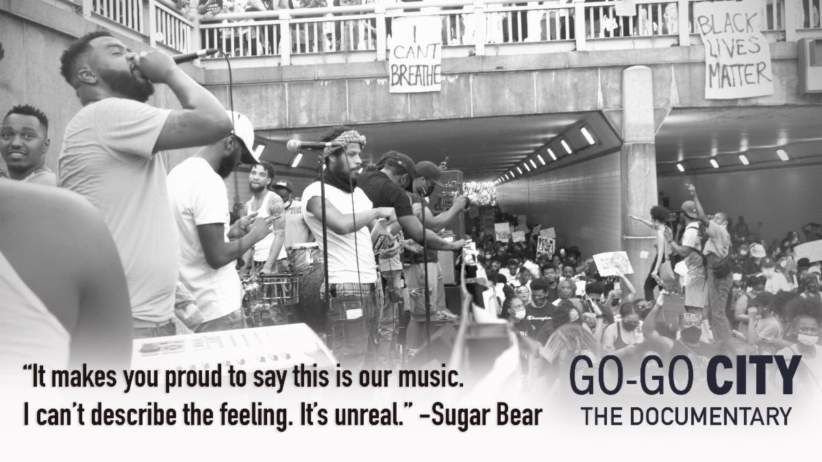 Go-Go City: Displacement & Protest in Washington, DC Premiere @ Online