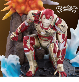 IRON MAN 3 DS-016SP IRON MAN MARK XLII PX PREVIEWS EXCLUSIVE