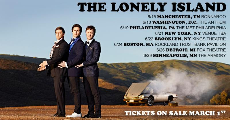 The Lonely Island Announce Their First Ever Tour   The Early