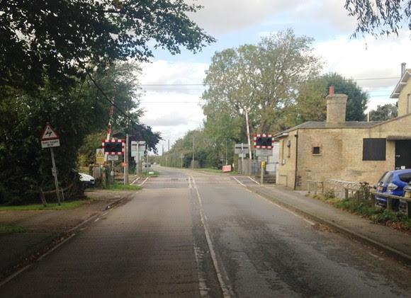 Cambridgeshire level crossing set for safety upgrade