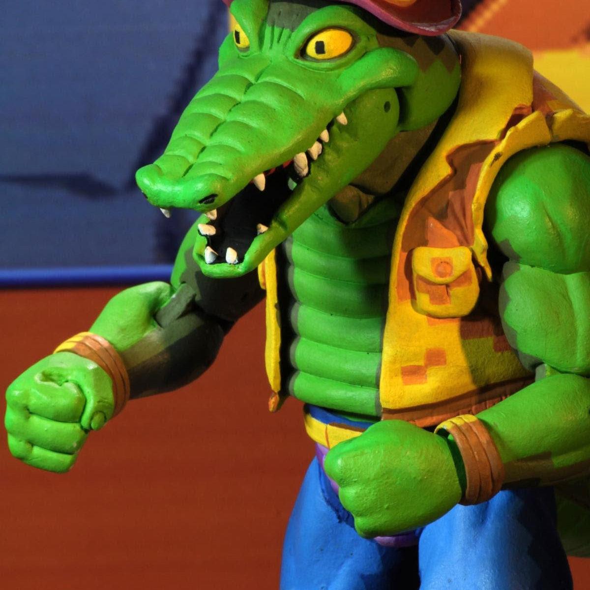 Image of TMNT Turtles in Time Series 2 - Leatherhead