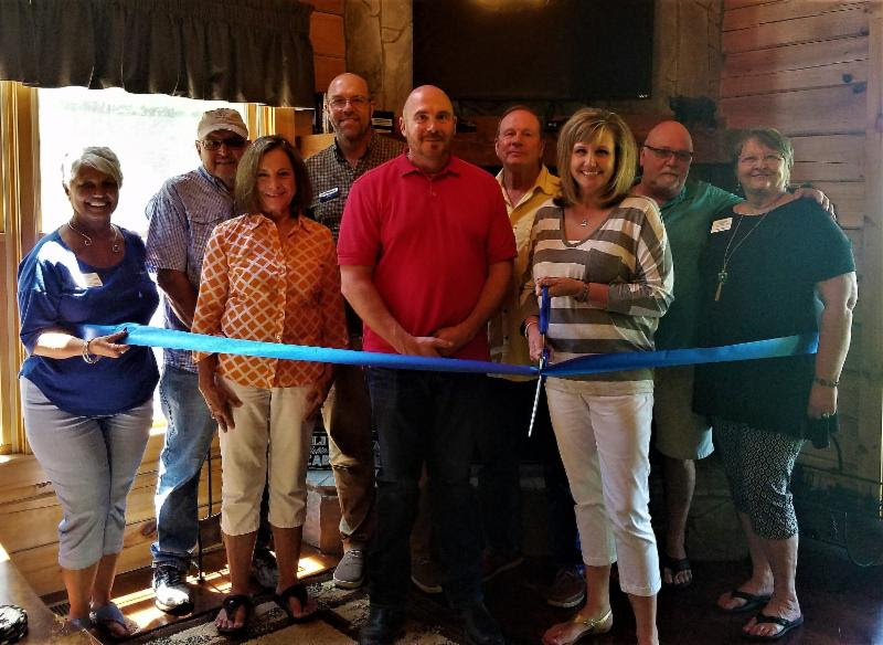 Ribbon Cutting for Black Dog Mountain Rentals