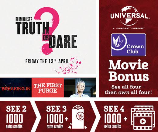 Regal Cinemas' Promo Bridges The Gap Between the Big Screen