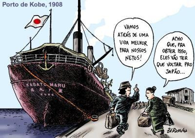 Imigração Japonesa e Fenômeno Dekassegi