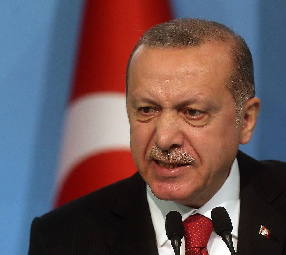 Президент Турции Эрдоган. Фото: MCT