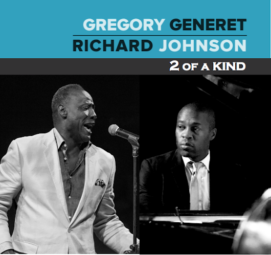"Gregory Generet & Richard Jonhson Announce the Release of ""2 Of A Kind"" (6/4)"