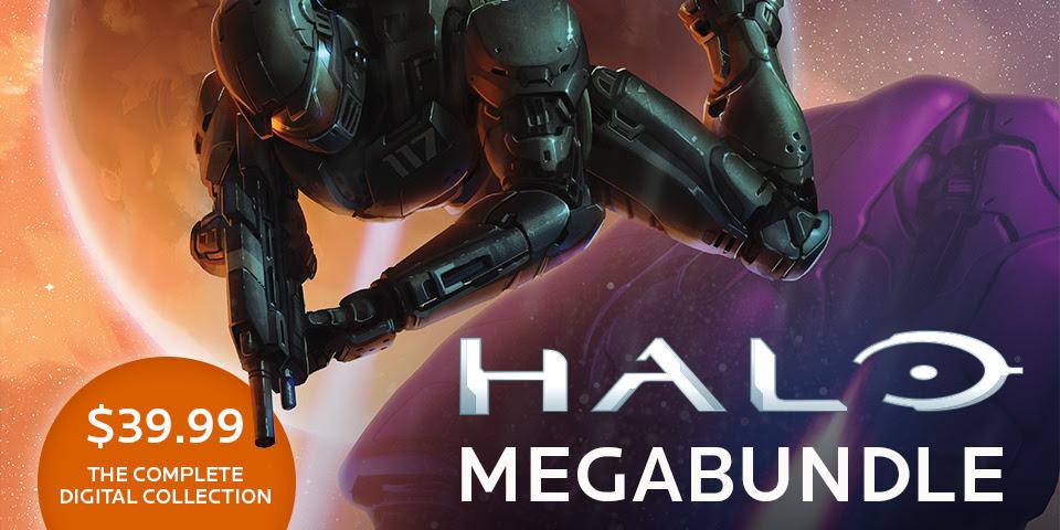 Halo Megabundle