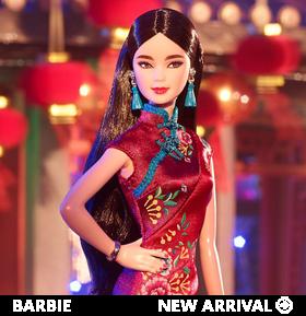 Barbie Lunar New Year Barbie Doll