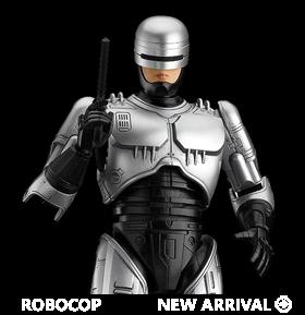 RoboCop Hagane Works RoboCop Figure