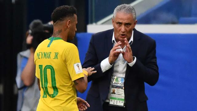 Tite se esquiva sobre Neymar e revolta de jogadores com Copa América