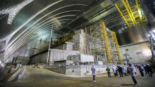 Chernobyl no está muerta
