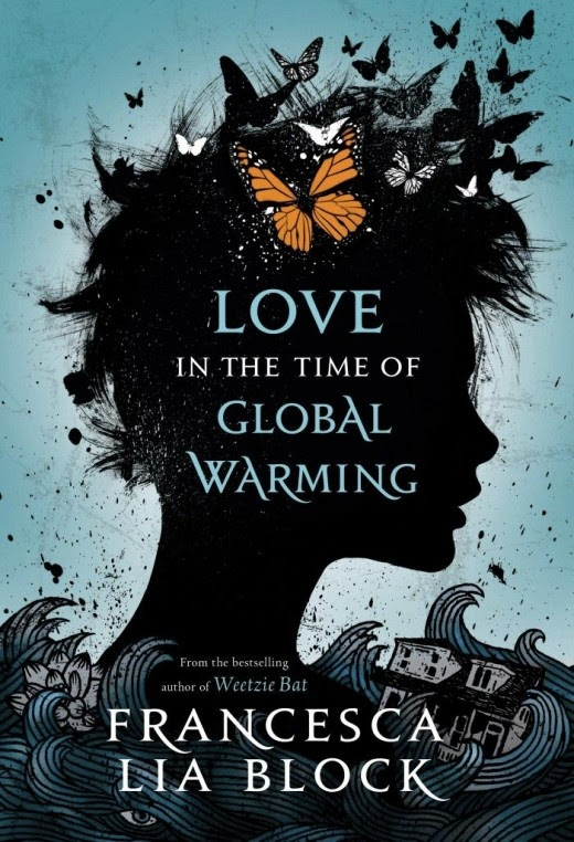 Love in the Time of Global Warming - cant wait to read this!!  What a gorgeous book cover ... and not too