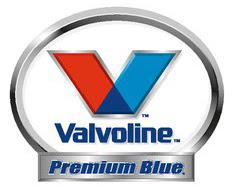 Valvoline Premium Blue