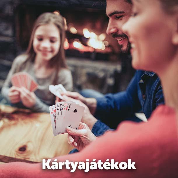 Kártyajátékok