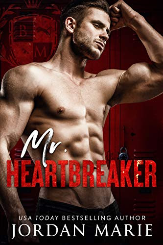 Cover for 'Mr. Heartbreaker: Black Mountain Academy (Mister Alpha Book 1)'