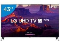 Smart TV 4K LED 43? LG 43UK6520 Wi-Fi HDR
