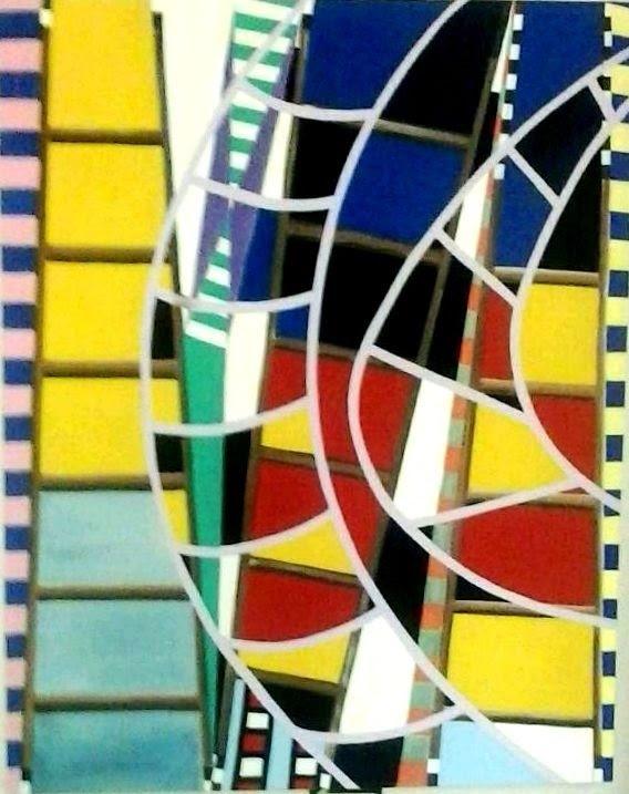 Dia 6 será aberta em Tatui a exposição 'Minhas Paredes Felizes', do artista plástico El Camargo