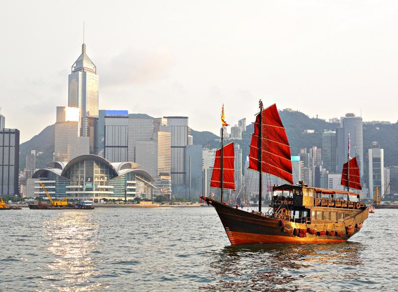 Hong Kong has a delightful mix of Chinese and Western culture.
