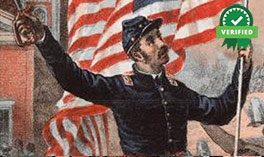The Civil War and Reconstruction — 1861 - 1865