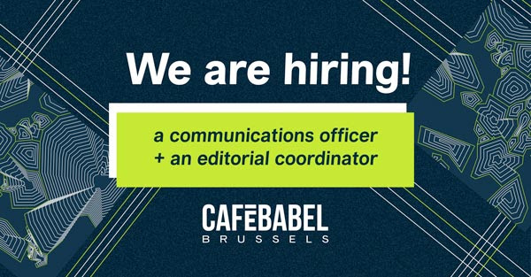 Thumbnail we are hiring!
