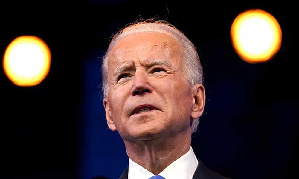 US democracy is in crisis – how can Joe Biden fix voting rights?