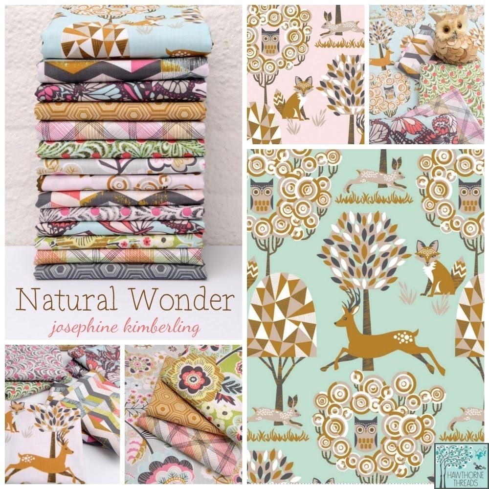 Natural Wonder Fabric Poster