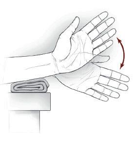 Stervitja e duarve - ushtrimi 3