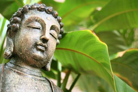Bali Buddha