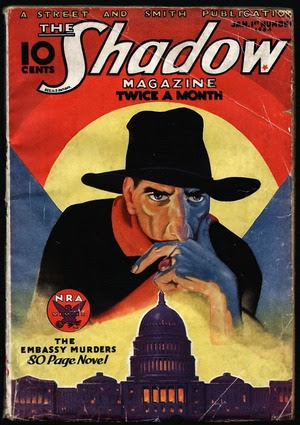 The Shadow - Pulp Novel