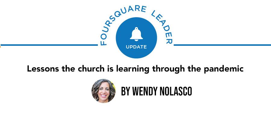 Foursquare Leader Update