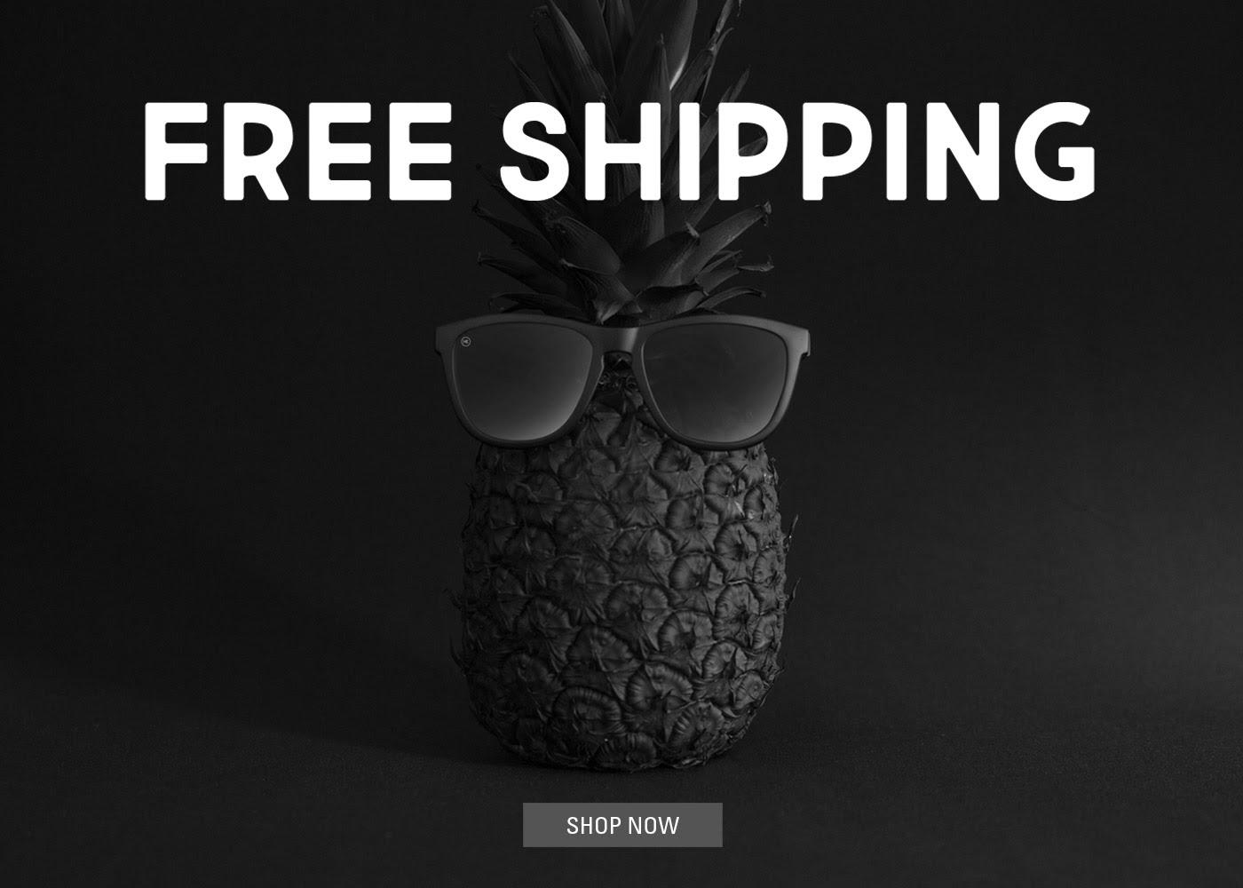 Pre-BF Free Shipping