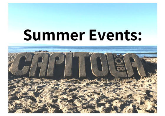 summer events Capitola