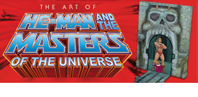 ART OF HE-MAN HARDCOVER LIMITED EDITION