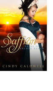 Saffron by Cindy Caldwell