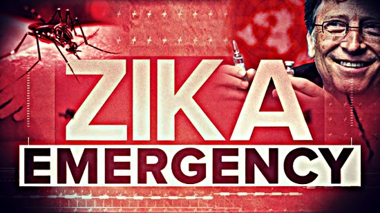 Chemical Warfare Red Alert: Zika Panic Chemical Part of a Brain Damaging Binary Weapon Being Carpet Bombed Across America