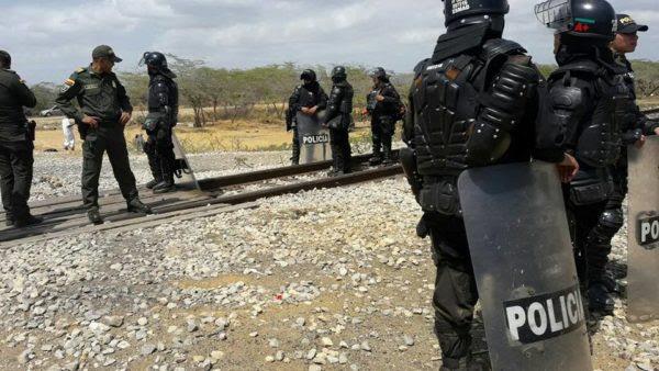 El levantamiento Wayuu y la represión que no es noticia