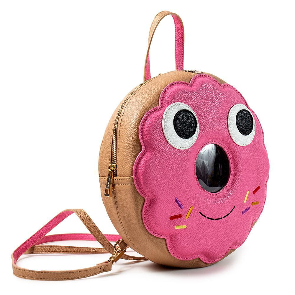 Yummy World Yummy the Pink Donut Backpack