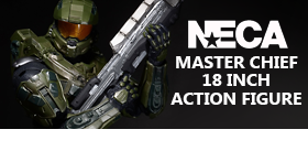 MASTER CHIEF ACTION FIGURE