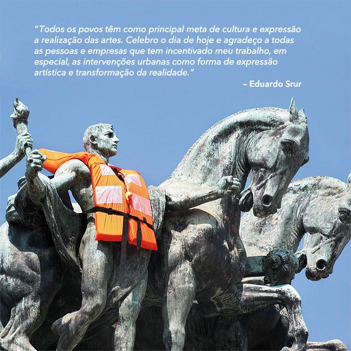 Eduardo Srur - Dia Nacional das Artes