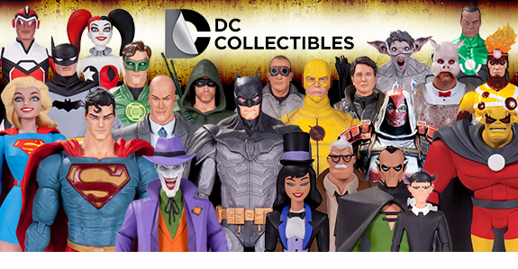 NEW DC COLLECTIBLES