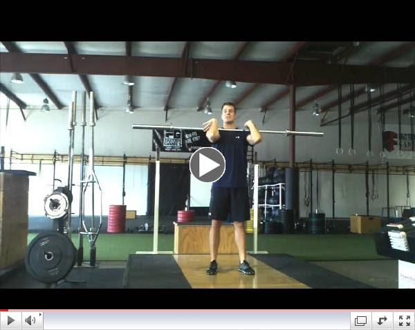 TechniqueWOD: How to Improve Your Split Jerk