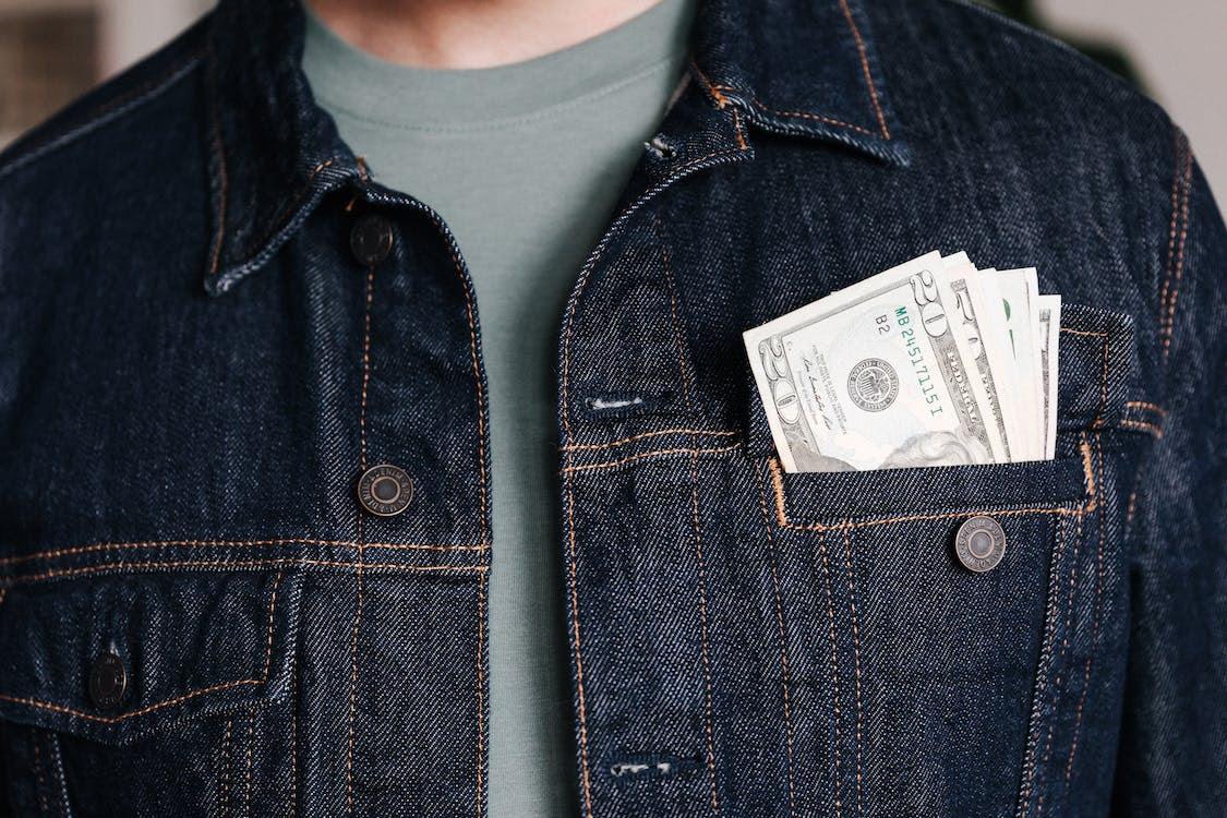 Бесплатное стоковое фото с Американский, Анонимный, банкнота