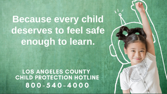 DCFS Child Protection Hotline