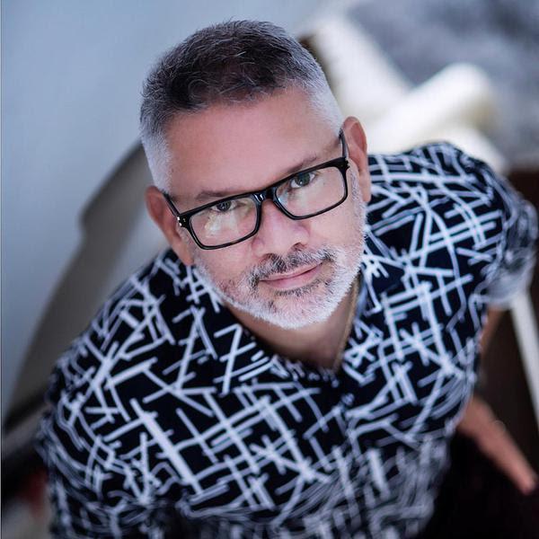Harley Henriques, Coordenador Geral do Fundo PositHiVo (Foto: Hugo Martins)