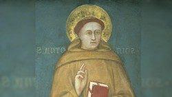2019.07.17 Sant'Antonio, affresco Scuola Giottesca, Basilica di Padova